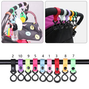 Pushchair-Hanger Stroller-Accessories Car-Carriage Plastic Baby Hook 2pcs/Set Magic New