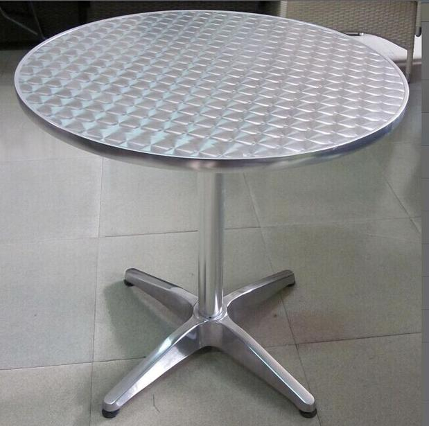 Foldable Outdoor Leisure Roundtable Serves Coffee Table Banquet Tables  Restaurant 607 080 Round Stainless Steel Claw