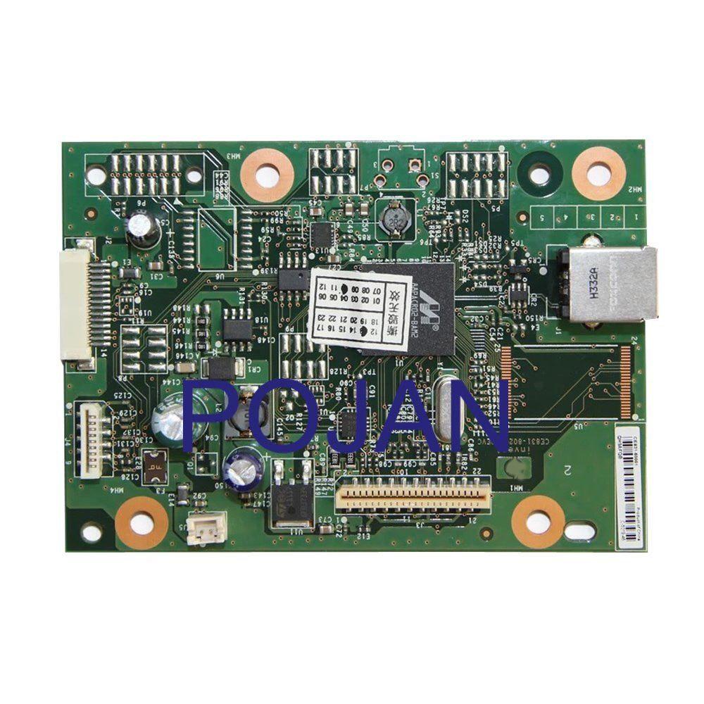 CE831-60001 Fit for Laserjet Pro M1130 1132 1136 MFP Formatter Board Formatter Board Free shipping POJAN free shipping formatter board for hp laserjet pro mfp m127fn m128fn m127fw m128fw cz181 60001 cz183 60001 print part on sale