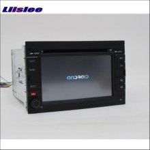 Liislee For Peugeot 307 Expert Partner font b Car b font Radio CD DVD Player HD
