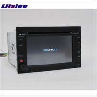 For Peugeot 307 Expert Partner Car Radio CD DVD Player HD Screen Audio Stereo GPS Navi