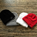 Beanie Iron ring Winter hats for women men knit cap ski beanies Brand skullies fashion hip hop christmas casquette bonnet bone