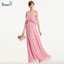 5bffa71206 Bridesmaid Dress Peach Promotion-Shop for Promotional Bridesmaid ...