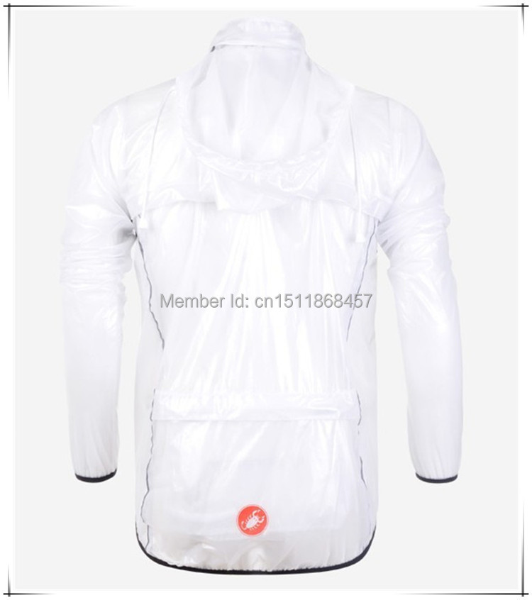 e9b05db93 Castelli Raincoat Cycling Jersey Multi Function Jacket Waterproof ...