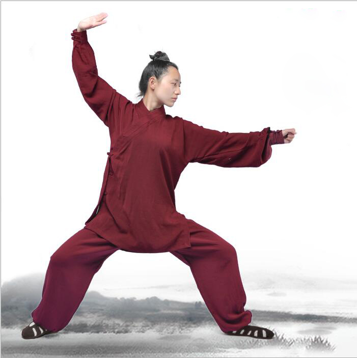 Traditional Wudang Daoist Uniform 2