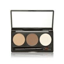 Kvalitní oční stíny MELOISION voděodolné – 3 odstíny