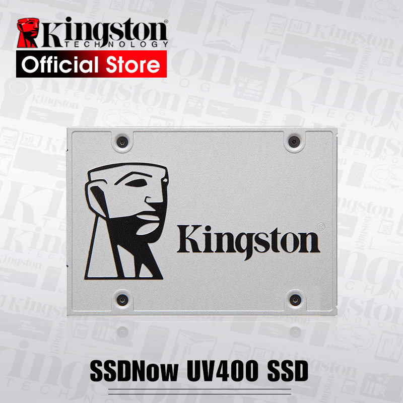 Kingston SUV400S37 SSD 120G 240GB Internal Solid State Drive 2.5 inch SATA III HDD Hard Disk HD Notebook PC satlink ws 6979se dvb s2 dvb t2 mpeg4 hd combo spectrum satellite meter finder satlink ws6979se meter pk ws 6979