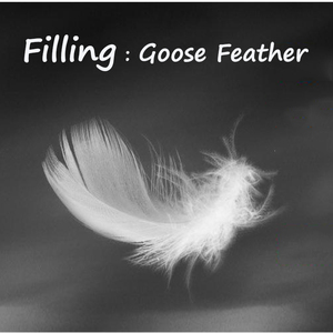 Image 2 - IHAD Bedding Down Pillow Home Textile Sleeping Pillows Goose feather Filling Cotton Fabric Soft Warm Healthy Care Neck  74X48CM