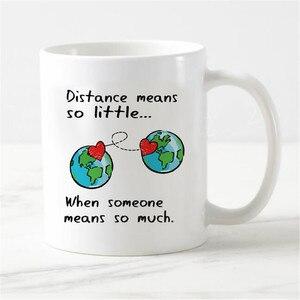 Image 2 - Tasse magique pour relations Chic longue Distance