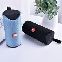 Portable TG113 Bluetooth Speaker Outdoor Loudspeaker Wireless Mini  3D 10W Stereo Music Surround Support FM TF Card Subwoofer