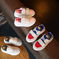 Children Sport Shoes Leather Boys Girls Top Kids Shoes Baby Fashion Colorful Flats Size Leisure Age Warm Unisex Shoe Child Mid