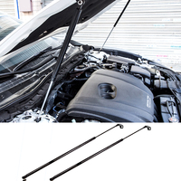 For Mazda 6 M6 Atenza Sedan 2017 2018 Front Bonnet Hood Lift Supporting Engine Cover Hydraulic Gas Spring Struts Rod