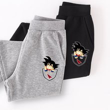 Dragon Ball Font Kids Trouser