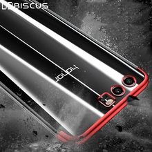 Luxury Ultra-Thin TPU Capa Silicone Soft Case For Huawei Hon