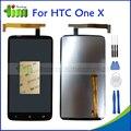Для HTC One X S720E G23 Оригинальный Полный ЖК-Экран Панель + Сенсорный Экран Digitizer Замена Ассамблея + Инструменты