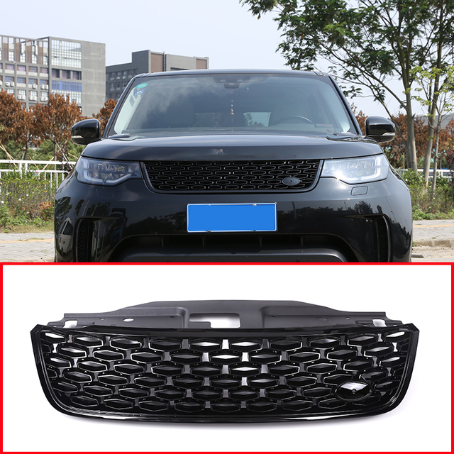 For Land Rover Discovery 5 2017 2018 L462 Lr5 Abs Gloss Black Main