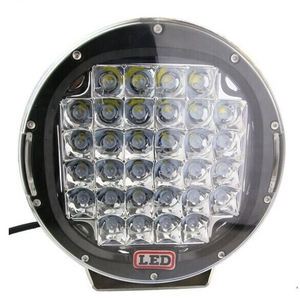 Image 4 - 2 قطعة 9 بوصة LED قضيب مصابيح عملي 96 واط مصباح ليد بار 12 فولت 24 فولت بقعة ل 4WD 4x4 شاحنة مقطورة SUV الطرق الوعرة قارب ATV القيادة ضوء