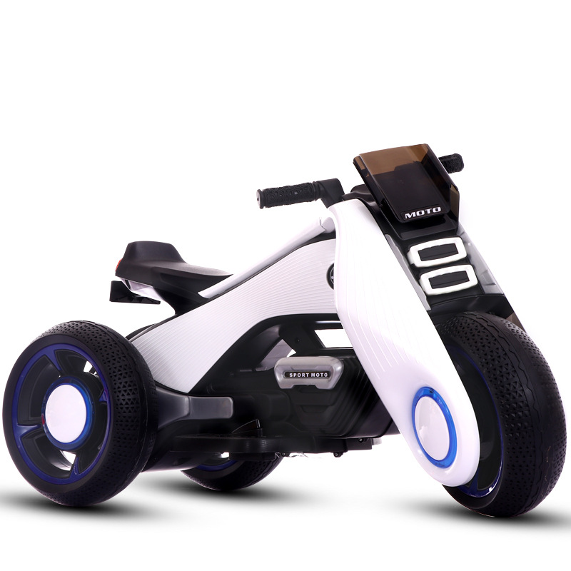 Kids Electric Motorbike Ride On Toy Car For Children Boys Girls