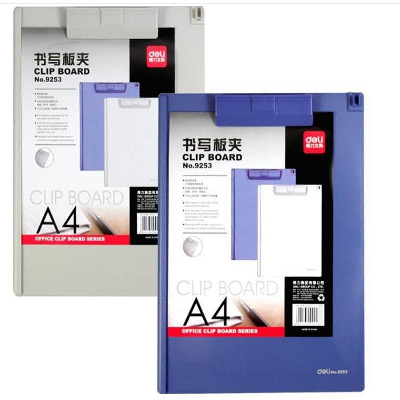 Briefpapier Tekenen Clipboard Map Klemborden A4 Lettergrootte - Notitieblokken en schrijfblokken bedrukken - Foto 1