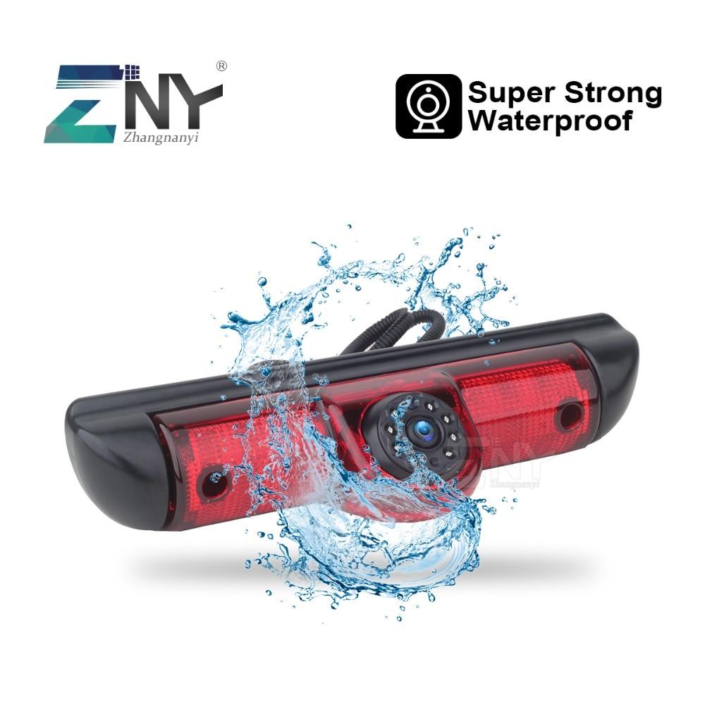 Car Backup Brake Light Camera For Fiat Ducato X250 Citroen Jumper III Peugeot Boxer III NTSC Waterproof Night Vision PC1058 цена