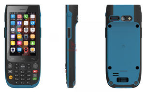 "Image 2 - Original Kcosit K85 IP68 Robusto Telefone À Prova D Água Android 5.1 Qualcomm Quad Core 4 "". com Teclado Russo do Scanner 2D GPS NFC"