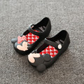 Girls Sandals Mickey Minnie SED 2016 Summer Girls Sandals Cute Girls Shoes Children Mitch Baby Shoes for Girl Jelly Shoes F191