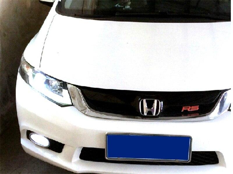 VLAND fabricant pour voiture phare pour Civic phare LED 2012-2017 pour Civic phare avec H7 Xenon lampe et jour lumière