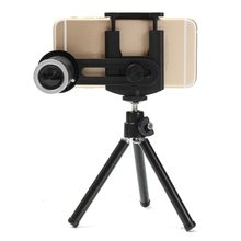 Portable 8X Zoom Camera Telephoto Telescope Lens + Tripod Universal For Apple For iPhone For Samsung Smart Phones Camera Lens