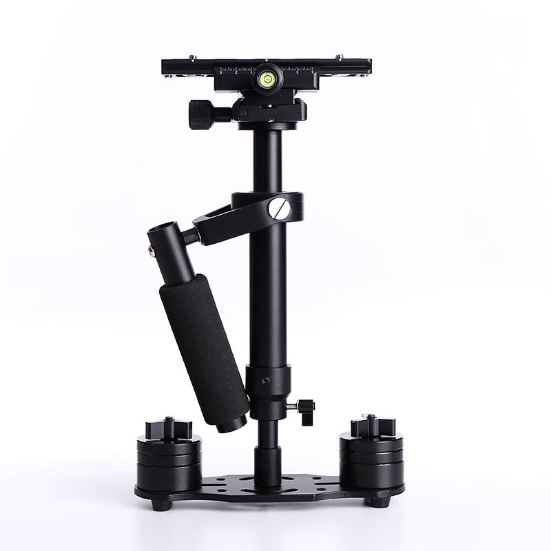 Prix pour DHL S40 40 cm Professionnel De Poche Stabilisateur Steadicam pour Caméscope Numérique Caméra Vidéo Canon Nikon Sony DSLR Mini Steadycam