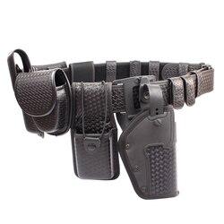 Полицейский набор из 10 предметов для крепления ремней включает в себя чехол для наручных манжет держатель для ремня Держатель для ремня MK4 к...