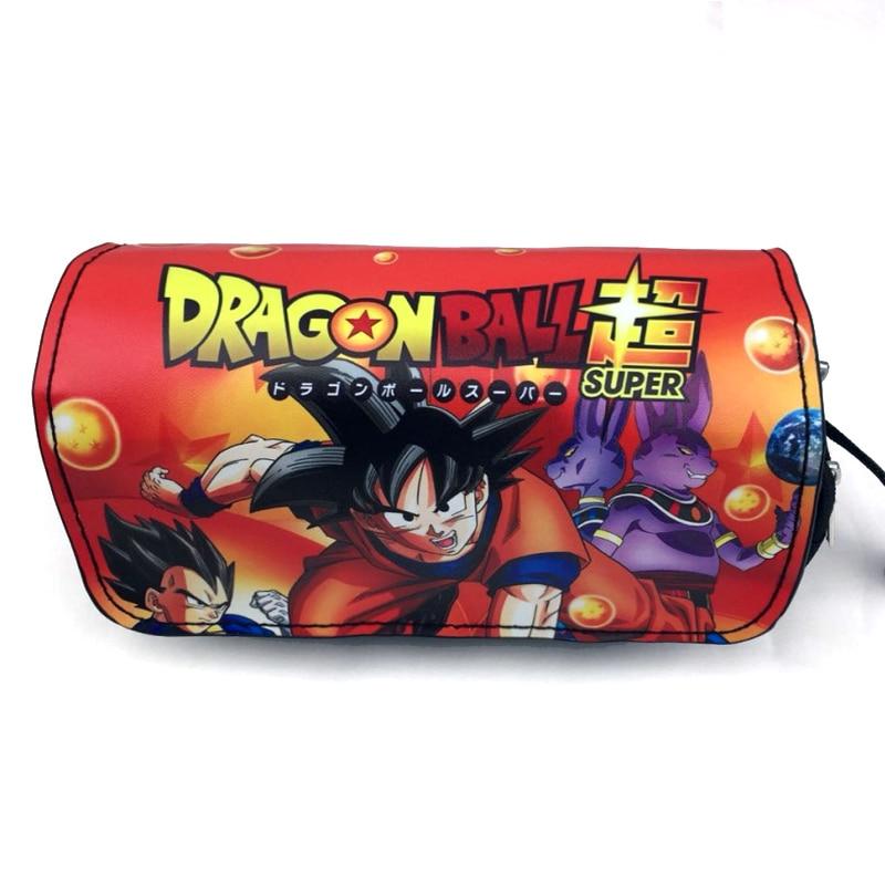 Bag Pencil-Pouch Dragon-Ball Anime Cosplay Super Goku For School Comics-Fan