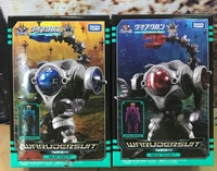 DIACLONE Tomy Transfromation Villain Power Suit Waurda Legion DA 23 DA 24 Action Figure M