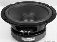 1pcs HI FI series woofer loudspeaker woofer Speaker MO 8064 180W 8 ohm 8 inch bass speaker for HIFI amplifier