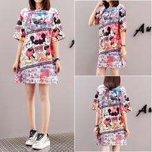 27 Colors New Spring Autumn Fashion Dress Make European Popular Printing Short Sleeve Render Upper Garment  Thailand Women Work