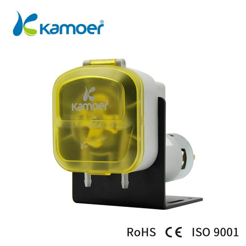Kamoer KDS 12 V/24 V Péristaltique Pompe À Eau Avec moteur cc utilisé pour le Dosage Chimique Liquide Transfert