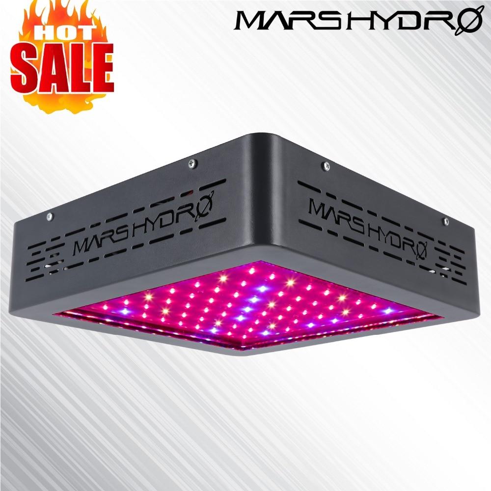 Mars Hydro Mars II 400w LED Grow Light Lamp Full Spectrum Panel Veg Flower for Medical Indoor Plant mars pattern warhound titans full set f006
