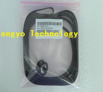 Free shipping Carriage belt for HP DJ T1200 T1300 T2300 T770 Z5200 T1120  Original New 44 Plotter Part CH538-67018 use permanently free shipping for hp t610 t770 t790 t1300 t2300 t1120 t1200 t1100 cartridge chip decoder