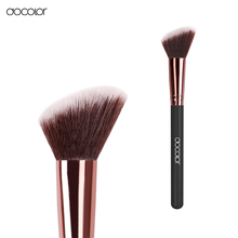 Docolor contour brush New Design makeup brush Pink face brush super nice very soft make up brushes beauty essential