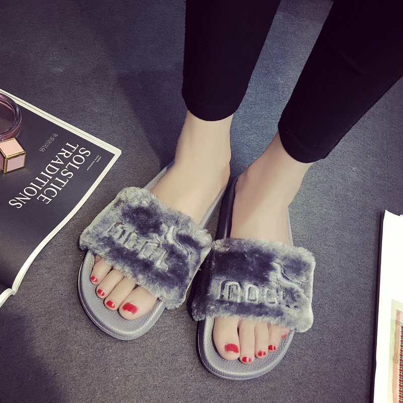 Popular Fur Sandal-Buy Cheap Fur Sandal Lots From China Fur Sandal Suppliers On -5100