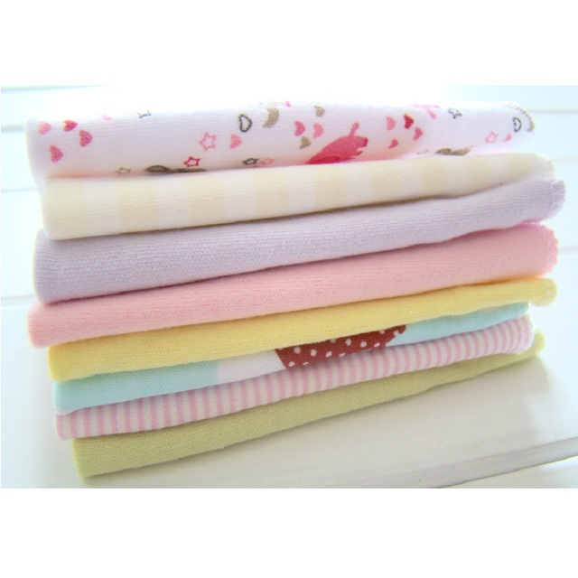 Baby Breathable Cotton Towels