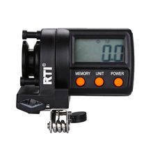 Digital Fishing Line Counter 999M pesca fishing line contador de linha de pesca peche a la carpe Carp fly Fishing Tools
