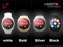 """ต้นฉบับUนาฬิกาUO 1.3 """"บลูทูธ4.0 MTK2501กันน้ำสมาร์ทนาฬิกาสนับสนุนการควบคุมระยะไกลอินฟราเรดมาร์ทโฟนมัลติฟังก์ชั่"""