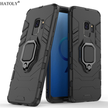 For Samsung Galaxy S9 Case Cover for Samsung Galaxy S9 Finger Ring Phone Case Shell Bumper PC Armor Case For Samsung Galaxy S9 цена и фото