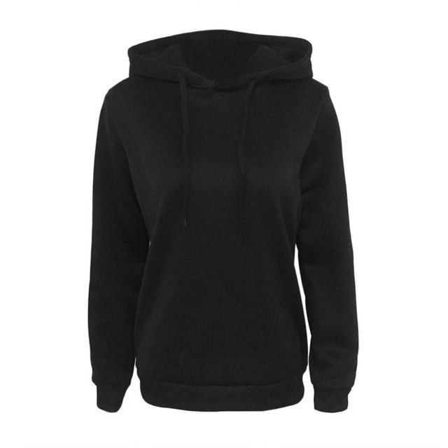 Lovers Hoodies Sweatshirts QUEEN KING 09 Printed Tops Women Men Black Pullover Hooded Long Sleeve Couples Outwear New
