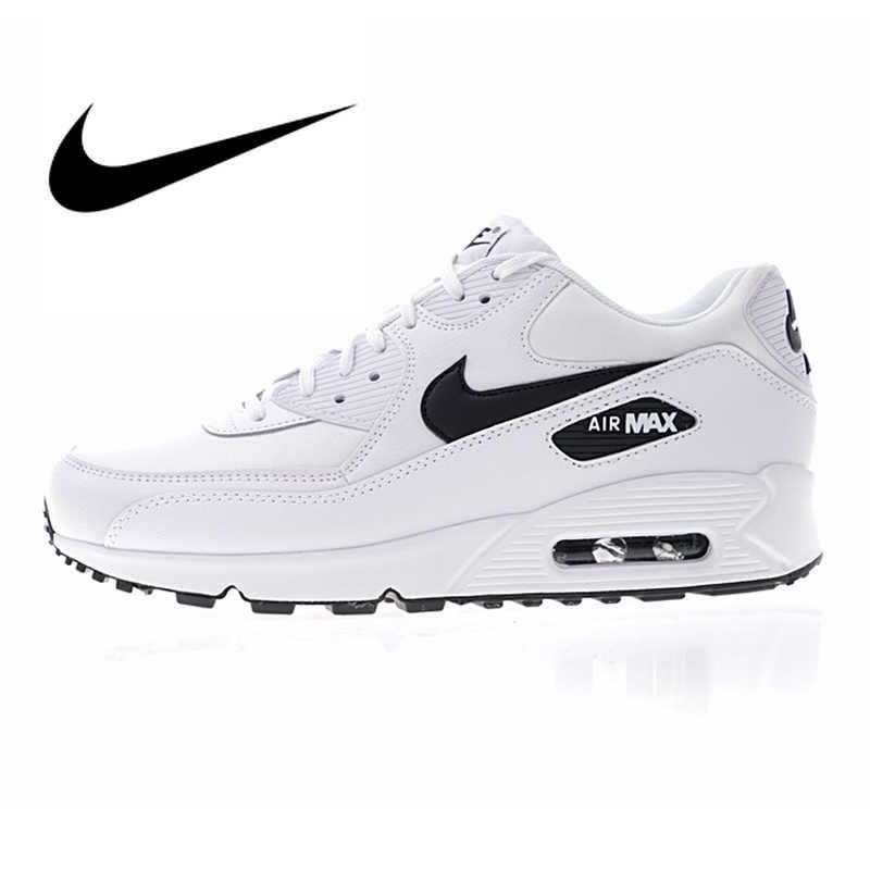 bba296c8 Nike AIR MAX 90 женские дышащие Беговая спортивная обувь уличные кроссовки  спортивная Дизайнерская обувь 2018 новая