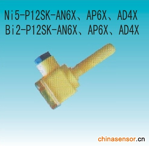 Turck proximity switch Bi2-P12SK-AP6X plastic shell dhl ems 2 sets 1pc new turck bi2 eg08 rp6x
