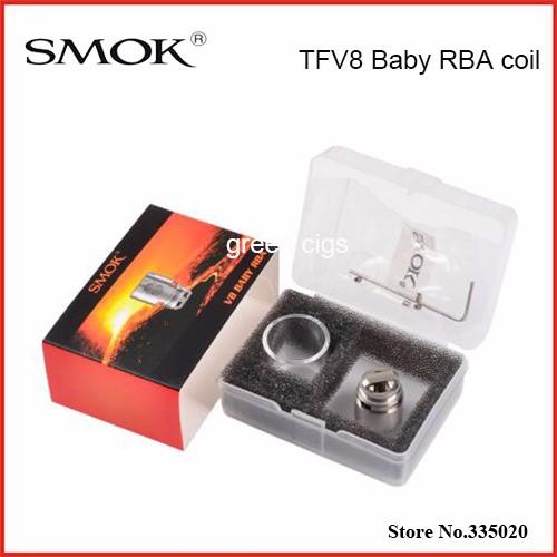 TFV8 Baby RBA coil  1