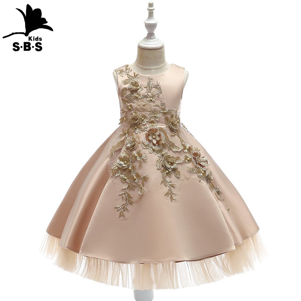Latest Casual Dress Designs For 3 10 Year Baby Girl Long Floral Maxi Dress Wedding Dress Ball Gown Birthday Party Dresses Dresses Aliexpress,Attractive Beautiful Simple Wedding Dresses Pakistani