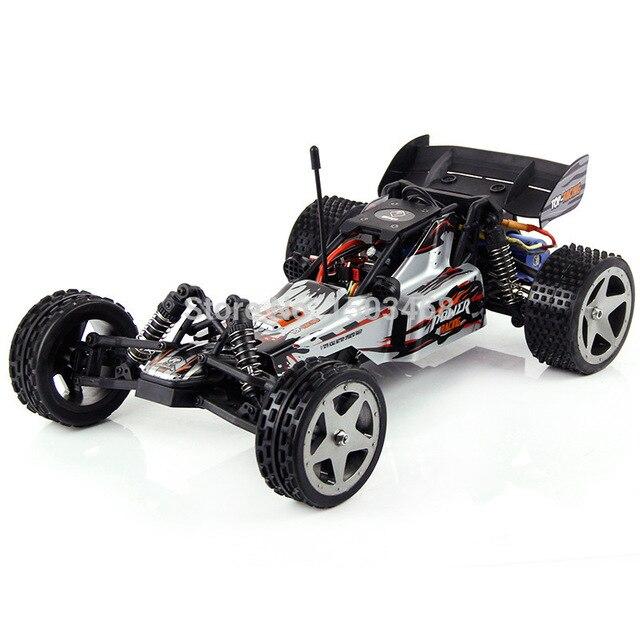 28 см 1:18 WLtoys 4 x 4 приводной вал грузовики скорость RC трюков гоночные игрушки для мальчиков рождественские подарки DIY F1 модель автомобиля