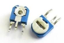 20 штук RM063 регулировать сопротивление potentiome резистор RM-063 10 К 1 м 500 К 200 К 100 К 50 К 20 К 10 К 5 К 2 К 1 К 500R 200R 100R